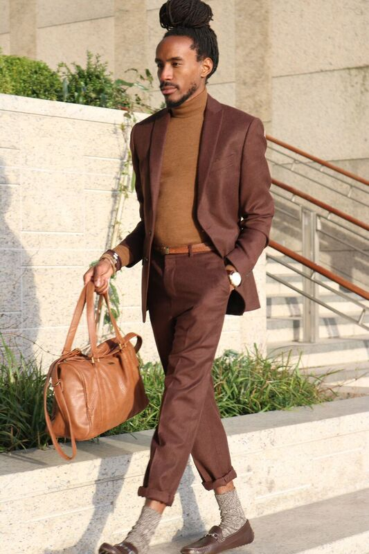 The Brown Suit - Symone K