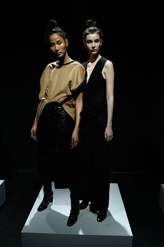 London Fashion Week Sid Neigum AW16